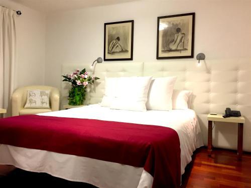Habitación Individual con acceso al spa Hotel Del Lago 4