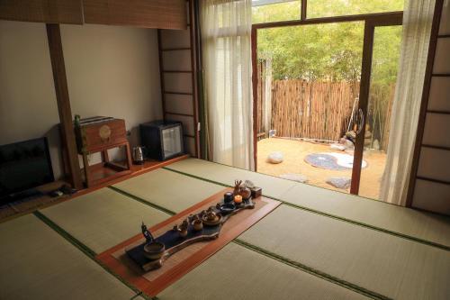 HotelBaiyun Mountain Tatami Flooring Teahouse