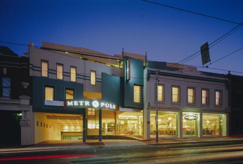 Melbourne Metropole Central Hotel