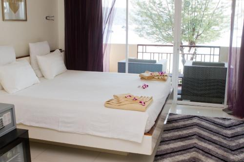 Grand Double Room with Sea View