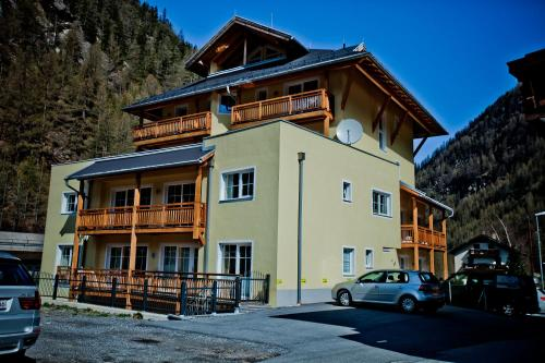 Residenz Zwieselstein App.11