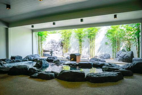 Executive King Room with Garden View - Onsen Access
