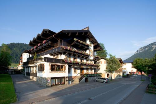 Hotel Eggerwirt (Bed and Breakfast)