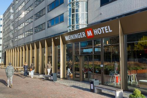 MEININGER Hotel Amsterdam City West photo 42