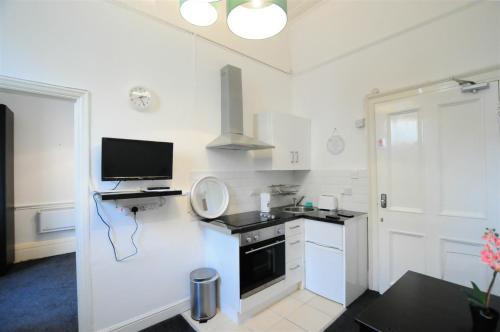113GR1 - Flat in Central London
