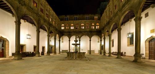 Parador De Santiago De Compostela Dos Reis Catolicos 29
