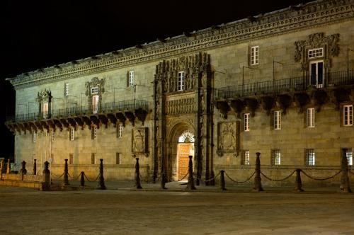 Parador De Santiago De Compostela Dos Reis Catolicos 27