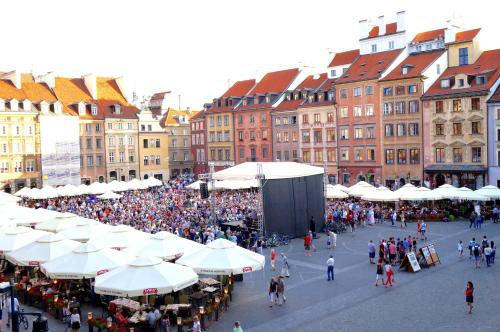 Apartment mit Aussicht auf den Hauptmarkt - Ul. Rynek 26/8 (Apartment with Main Market view - ul. Rynek 26/8)