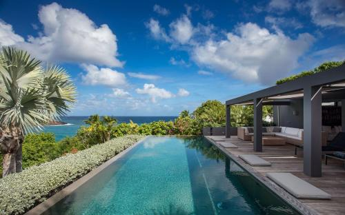 Poema Villas Apartments Rentals, Gustavia