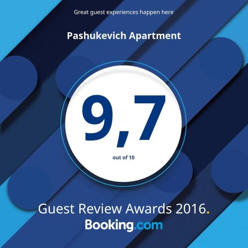 Pashukevich Apartment