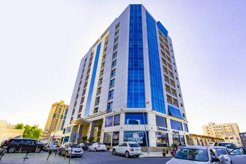 Stay at Imperial Suites Hotel