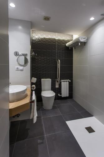 Double Room Hotel O Semaforo 7