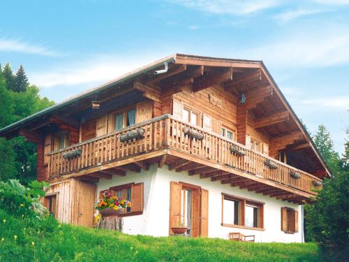 Chalet mit Saunabereich - CH 383.014