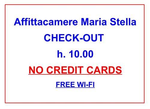 Affittacamere Maria Stella