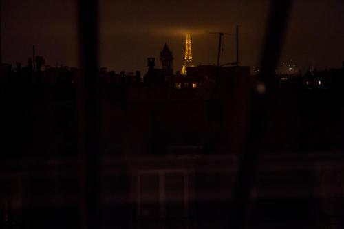 Ecrin Vue Tour Eiffel