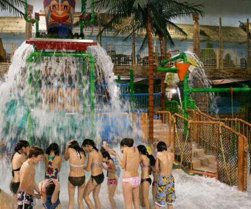 HotelEdgewater Waterpark