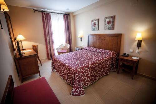 Gran Hotel Ciudad Del Sur 13