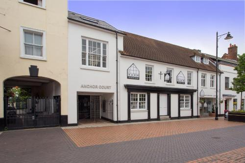 Anchor Court, Central Superior Studio Apartments hotel in Basingstoke