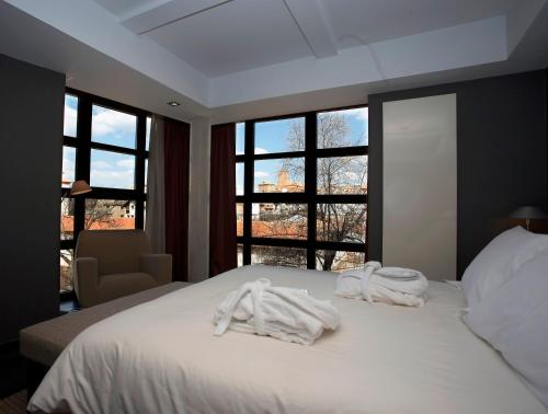 Habitación Doble Superior Hotel La Trufa Negra 2