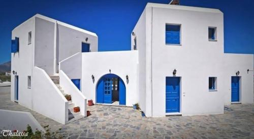 Гостевой дом Thalassa, Адамас