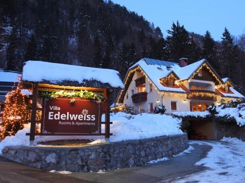 Vila Edelweiss Rooms&App Kranjska Gora, Kranjska Gora
