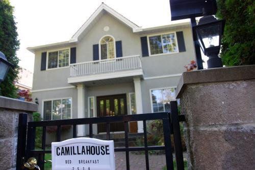 Camilla House B&B BC, 0
