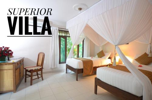 Superior Villa with Massage Package