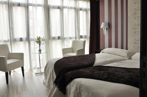 Habitación Doble Superior - 1 o 2 camas Posada Dos Aguas 4
