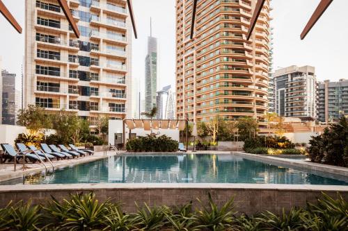 Fantastay - Dubai Marina Photo