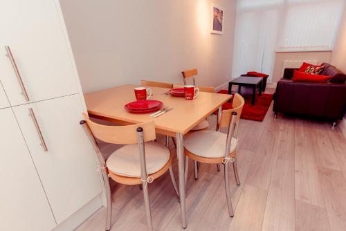 Apartment at Bethnal Green Road