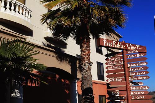 Hampton Inn & Suites Paso Robles Ca
