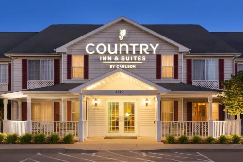 Country Inn & Suites By Carlson, Nevada, Mo