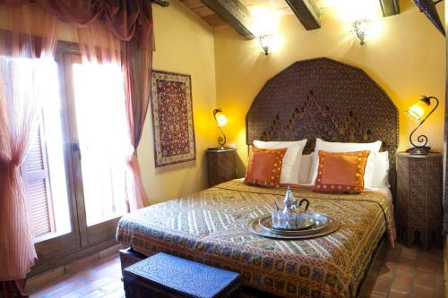 Doppelzimmer mit Balkon Hotel Abaco Altea 5