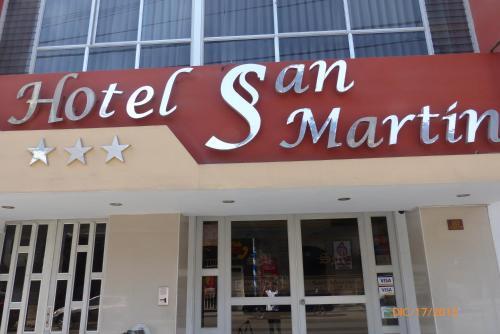 HotelHotel San Martín
