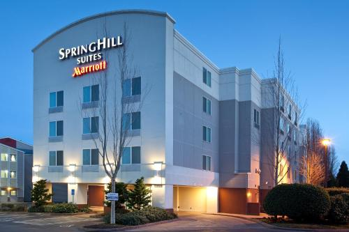 Springhill Suites By Marriott Portland Airport OR, 97220