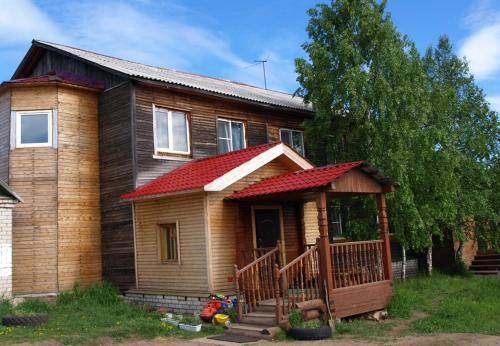 Гостевой дом У Полины, Карпогоры