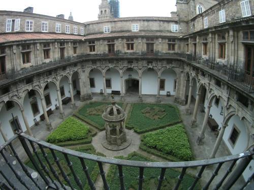 Parador De Santiago De Compostela Dos Reis Catolicos 17