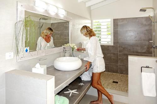 Seafacing Villas Apartments Rentals, Les Terres Basses