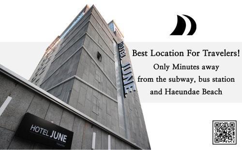 HotelHotel JUNE Heaundae