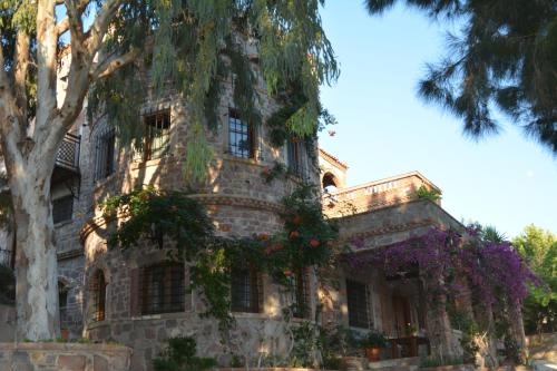 Lesvos Tower House Komninos