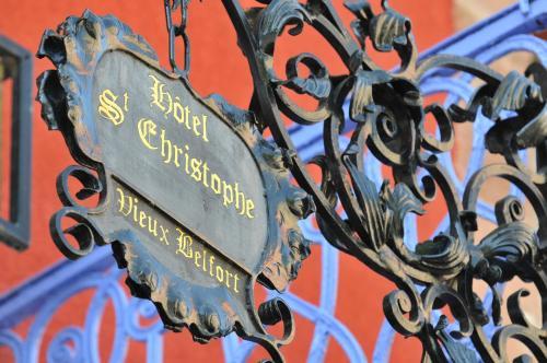 Hôtel-Restaurant St-Christophe