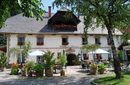 Gasthaus Gössler - Apartment mit 1 Schlafzimmer