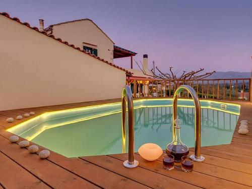 Holiday Home Traditional Ioannis Cottage