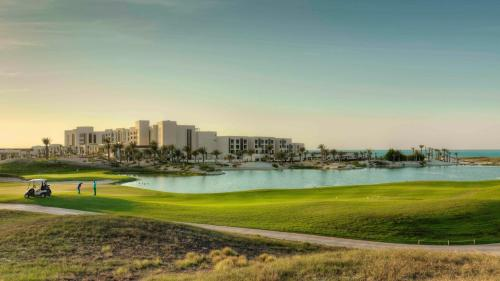 Park Hyatt Abu Dhabi Hotel and Villas photo 14