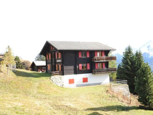 Cozy Apartment in Riederalp with Balcony