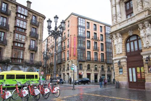 Stay at Petit Palace Arana Bilbao