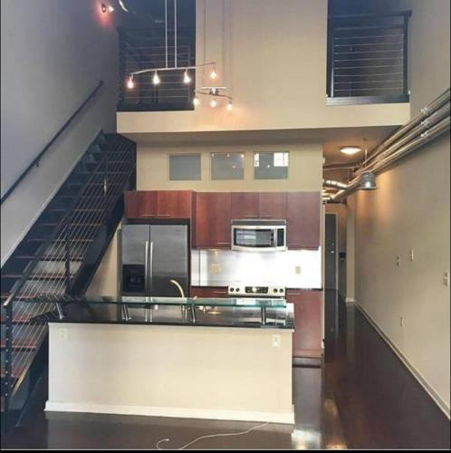 Hotel 1 Bedroom Loft in the Heart of Atlantic Station