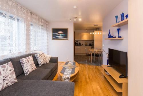Akureyri Central Suite.  Foto 1