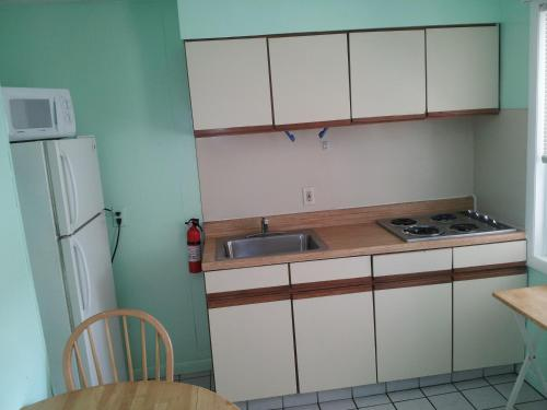 Double Room with 2 Double Beds Kitchenette
