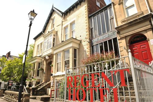 Stay at Regent Hotel Doncaster